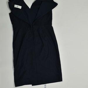 Ann Taylor Dresses - Ann Taylor Regular 12 Blue   Empire Dress Polyeste
